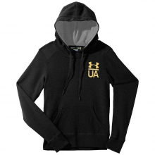 Women's UA Charged Cotton Legacy Hoody by Under Armour