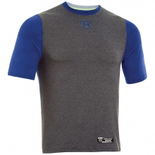 Men's UA Spine Gameday Shortsleeve Top by Under Armour