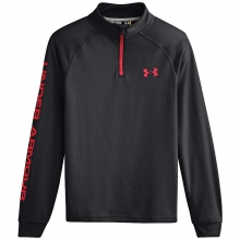 Boys' UA Tech 1/4 Zip Top by Under Armour