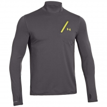 Men's Coldblack Abyss Knit Long Sleeve Shirt by Under Armour