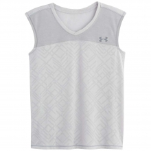 Girls' UA Studio Sleeveless Tank by Under Armour