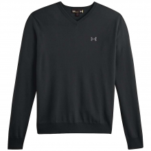 Men's UA V-Neck Sweater by Under Armour