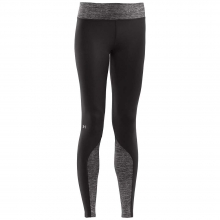 Women's UA Coldgear Cozy Shimmer Tight by Under Armour