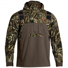 Men's Coldgear Infrared Skysweeper Hoody by Under Armour
