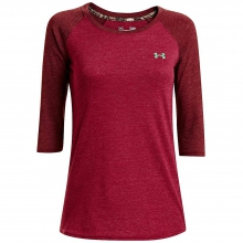Women's UA Borderland 3/4 Tee by Under Armour