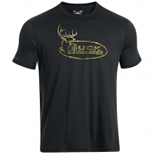 Men's UA Buck Commander Logo Tee by Under Armour