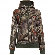 Women's UA Camo Full Zip Hoody by Under Armour