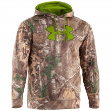 Men's Coldgear Scent Control Hoody by Under Armour