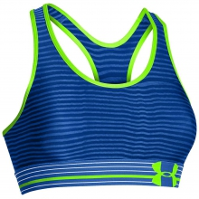 Women's Heatgear Alpha Printed Bra