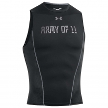 Men's UA Army of 11 Sleeveless T by Under Armour