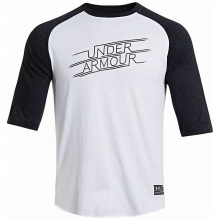 Men's UA Batterup 3/4 Tee by Under Armour