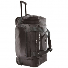 UA Road Game Large Wheeled Duffel by Under Armour