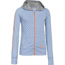 Girls' Triblend Full Zip Hoody by Under Armour