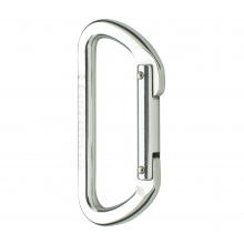Light D Carabiner by Black Diamond in Oklahoma City Ok