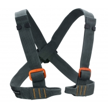 Vario Chest Harness by Black Diamond in Traverse City Mi