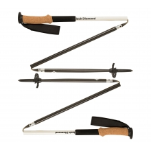 Alpine Carbon Z Trekking Poles by Black Diamond in San Luis Obispo Ca