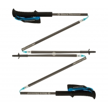 Distance Carbon Z Trekking Poles by Black Diamond in Boise ID