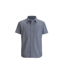 Men's Chambray Modernist Shirt in Peninsula, OH