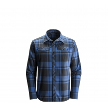 Men's L/S Stretch Technician Shirt by Black Diamond