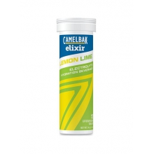 Elixir 12 Tablet Tube Pack Lemon Lime