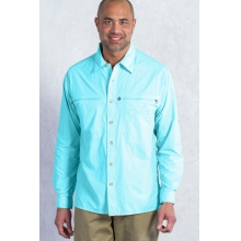 Men's Reef Runner Long Sleeve Shirt by ExOfficio in Covington La
