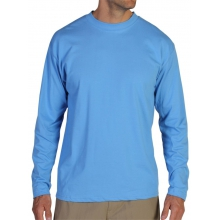 Men's Bugsaway Chas'R Long-Sleeve Crew Tee by ExOfficio in Wichita Ks