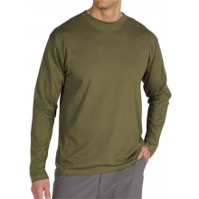Men's Bugsaway Chas'R Long-Sleeve Crew Tee by ExOfficio in Colorado Springs Co