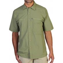 Men's Reef Runner Short-Sleeve Shirt by ExOfficio in Oxford Ms
