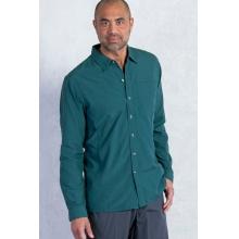 Men's Bugsaway Breez'r Long Sleeve Shirt by ExOfficio in Iowa City Ia