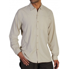 Men's Bugsaway Breez'r Long Sleeve Shirt by ExOfficio in Birmingham Mi