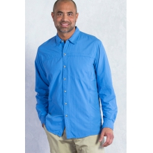 Men's Bugsaway Breez'r Long Sleeve Shirt by ExOfficio in Iowa City Ia