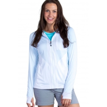 Women's Sol Cool Hooded Zippy by ExOfficio in Kirkwood Mo