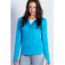 Women's Sol Cool Hooded Zippy by ExOfficio in Columbus Oh