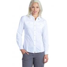 Women's Percorsa Long Sleeve Shirt by ExOfficio in Boulder Co