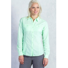 Women's Percorsa Long Sleeve Shirt by ExOfficio in Birmingham Mi