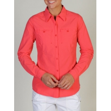 Women's Percorsa Long Sleeve Shirt by ExOfficio in Iowa City Ia