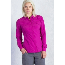 Women's Percorsa Long Sleeve Shirt by ExOfficio in Fort Collins Co