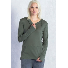 Women's BugsAway Lumen Hoody by ExOfficio in Kirkwood Mo