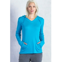 Women's BugsAway Lumen Hoody by ExOfficio in Chesterfield Mo