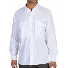 Men's Air Strip Long Sleeve Shirt by ExOfficio in Opelika Al