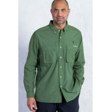 Men's Air Strip Long Sleeve Shirt by ExOfficio in Peninsula Oh