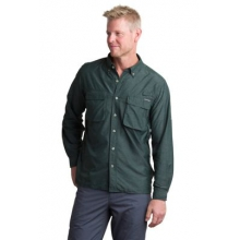 Men's Air Strip Long Sleeve Shirt by ExOfficio in East Lansing Mi