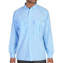 Men's Air Strip Long Sleeve Shirt by ExOfficio in Iowa City Ia