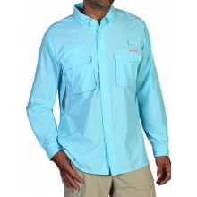 Men's Air Strip Long Sleeve Shirt by ExOfficio in Jacksonville Fl
