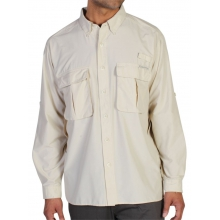 Men's Air Strip Long Sleeve Shirt by ExOfficio in Birmingham Mi