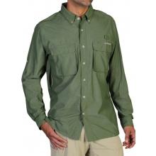 Men's Air Strip Long Sleeve Shirt by ExOfficio in Oro Valley Az
