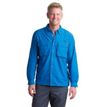 Men's Air Strip Long Sleeve Shirt by ExOfficio in Corvallis Or