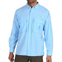 Men's Air Strip Long Sleeve Shirt Tall by ExOfficio in Wakefield Ri