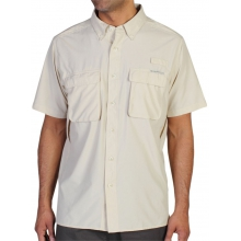 Men's Air Strip Short Sleeve Shirt by ExOfficio in East Lansing Mi