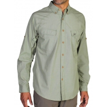 Men's Bugsaway Baja Sur Long Sleeve Shirt by ExOfficio in Edwards Co